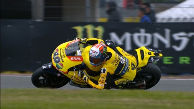 Alex Rins centra la Pole in Moto2™