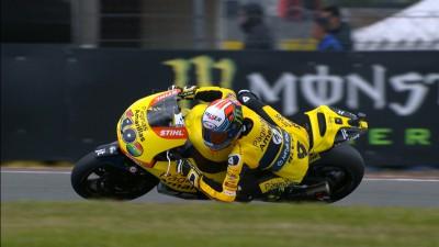 Álex Rins en pole position en Moto2™