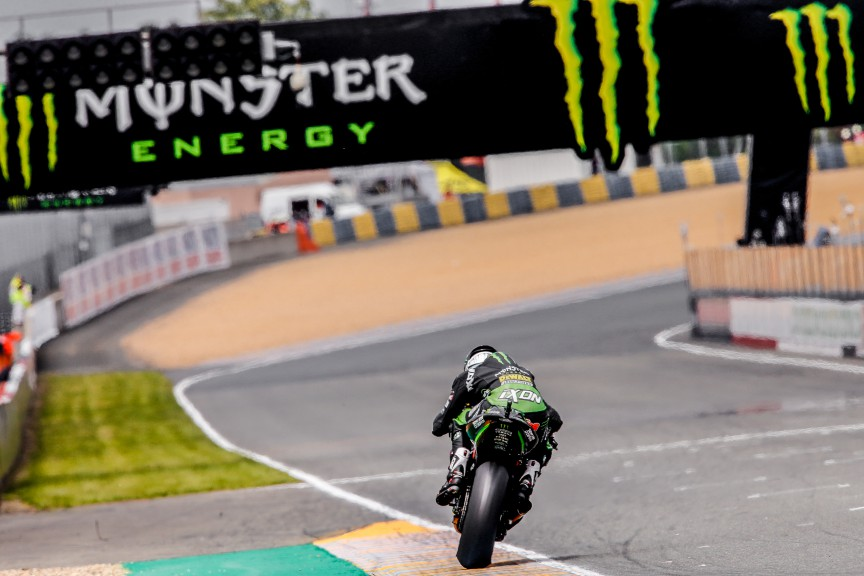 Bradley Smith, Monster Yamaha Tech 3, Le Mans FP3