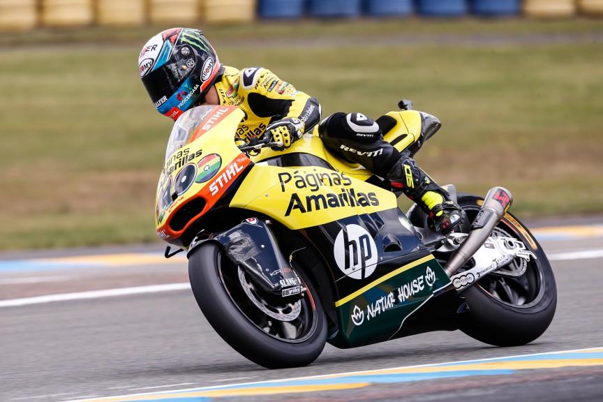 Alex Rins, Paginas Amarillas Hp 40, Le Mans FP3
