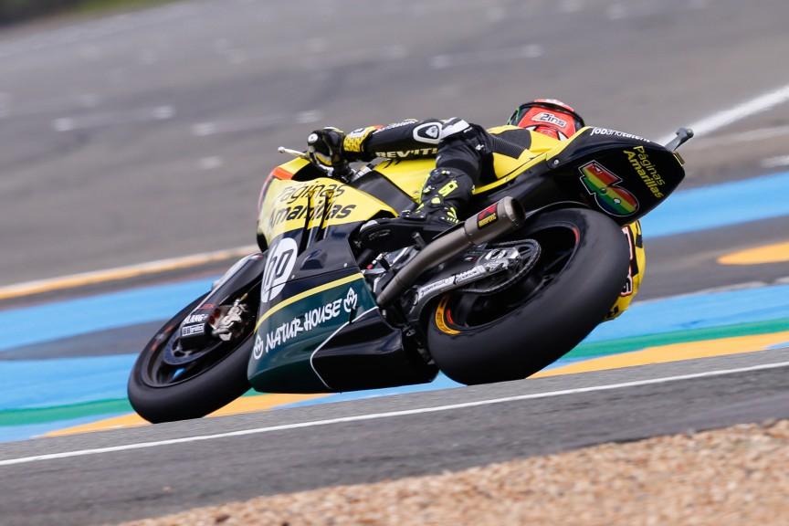 Alex Rins, Paginas Amarillas Hp 40, Le Mans QP