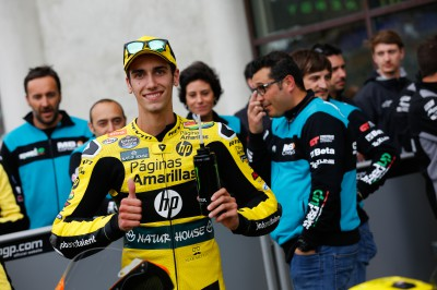 Alex Rins dreams of first Moto2™ victory
