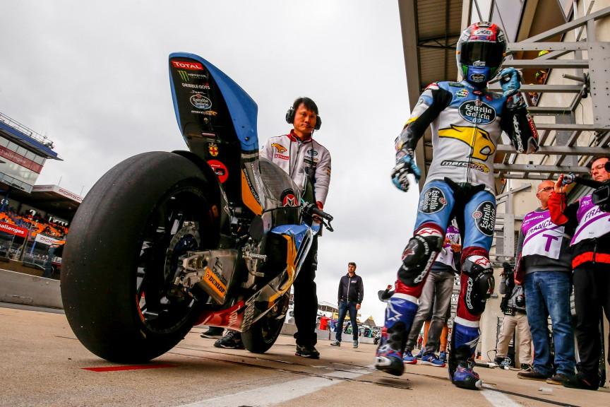Alex Marquez, Estrella Galicia 0,0 Marc VDS, Le Mans QP