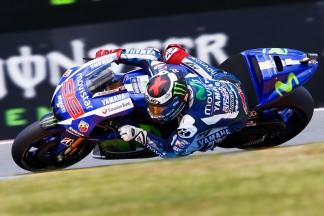 Lorenzo kämpft sich in FP3 der MotoGP™ zurück