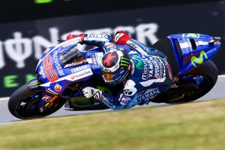 Lorenzo salta para a frente na FP3 de MotoGP™
