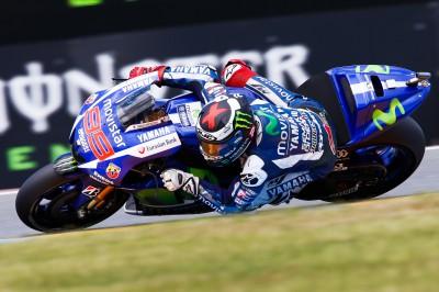 Lorenzo: 'Es ist wichtig, in der ersten Reihe zu stehen'