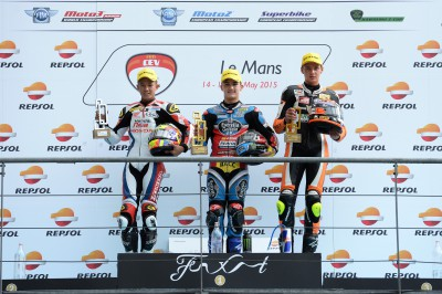 FIM CEV Repsol: Canet dominates to take first win