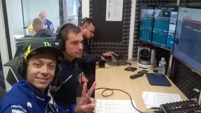Valentino Rossi commenta il CEV a Le Mans