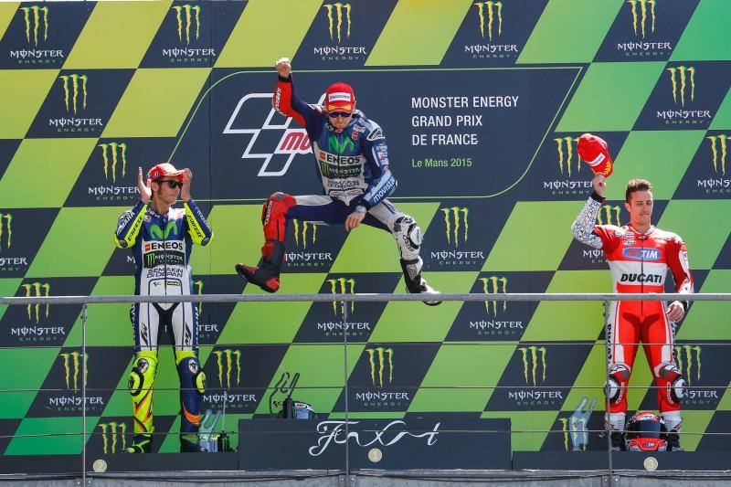 Foto - Foto MotoGP Grand Prix Le Mans 2015