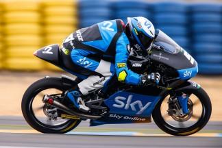 Fenati takes Moto3™ victory at #FrenchGP