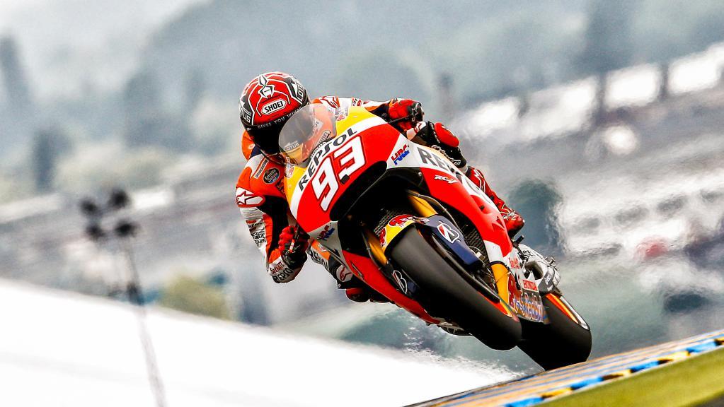 Marc Marquez, Repsol Honda Team, Le Mans