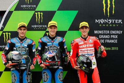 Bagnaia: 'The best race of my career'