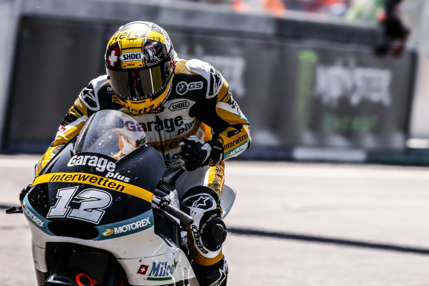 Thomas Luthi, Derendinger Racing Interwetten, Le Mans RACE