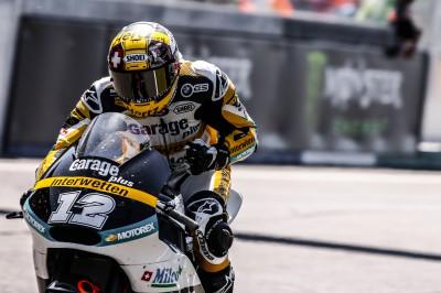Luthi, ganador del GP Monster Energy de Francia de Moto2™
