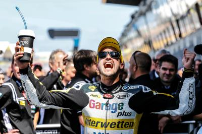 Controlled victory for Luthi in Moto2™