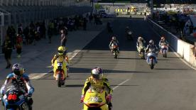 The full Warm Up session for the Moto2™ World Championship at the #FrenchGP.