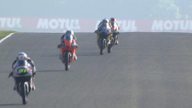 #FrenchGP: Moto3™ Warm Up
