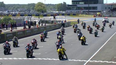 #FrenchGP Moto2™ Rennen