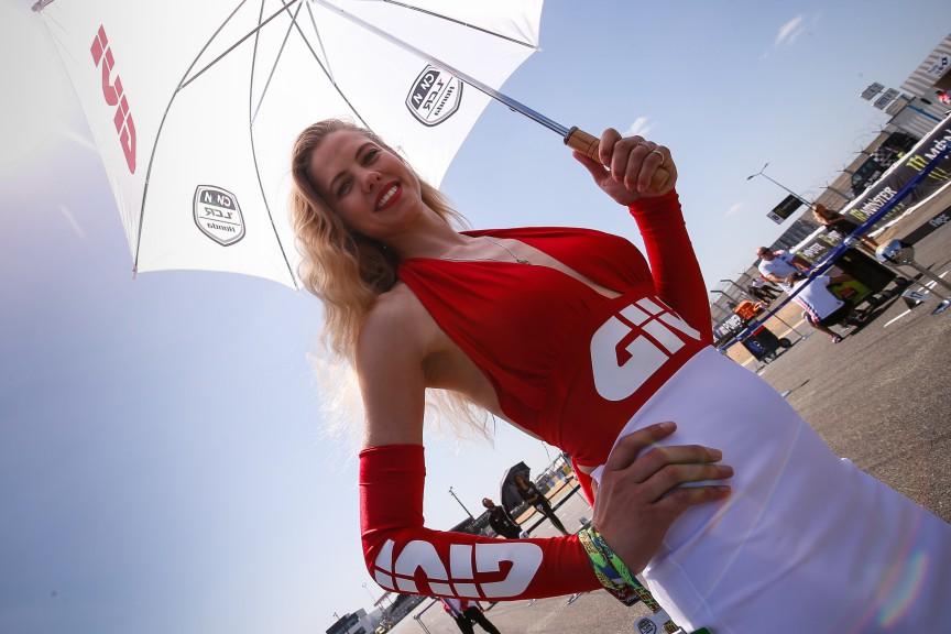 Paddock Girl Monster Energy Grand Prix de France