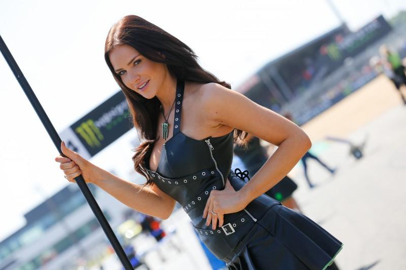Foto – Foto Grid Girls GP Le Mans 2015