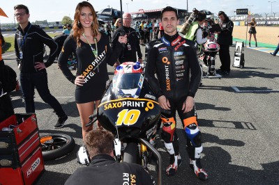 Masbou : « C'est forcément frustrant pour un GP de France»