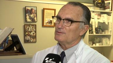 チャビエル・ミル医師がアレイシ・エスパルガロの負傷を説明