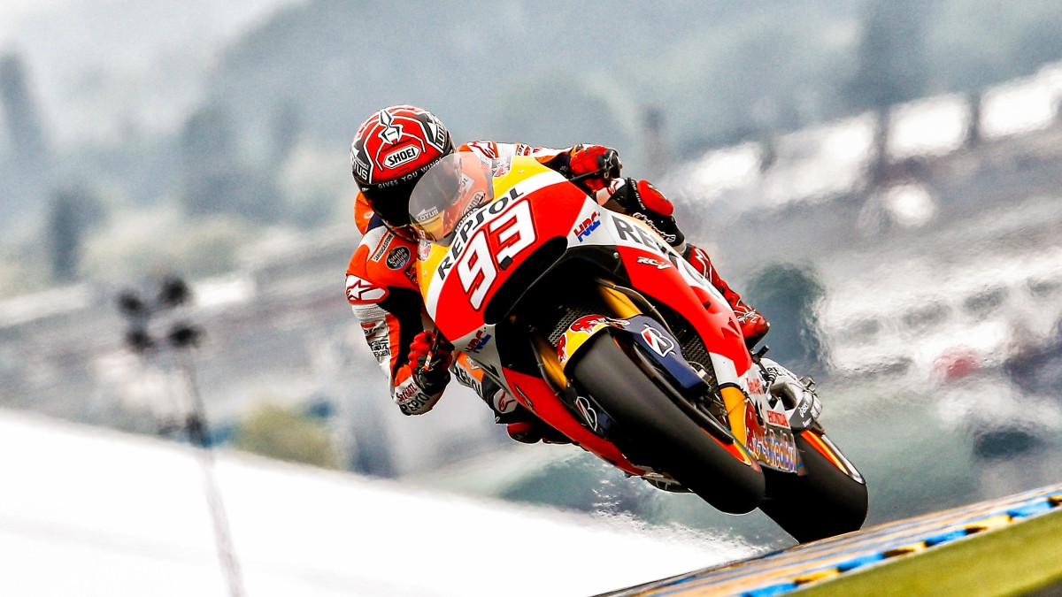 Marquez blog: Thirteen golden points