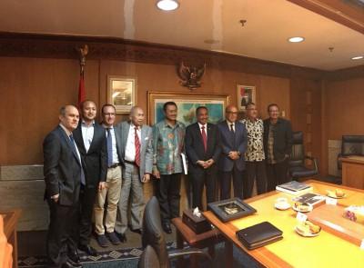 インドネシア、2017年からの開催に向けて前進