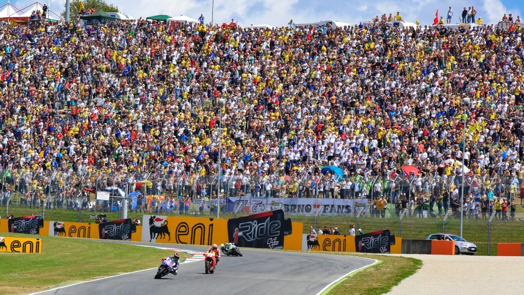 MotoGP Mugello Ambient