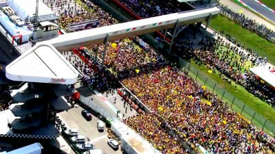 #ItalianGP : Rossi part à la reconquête du Mugello