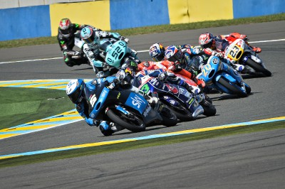 Italia busca un podio local de Moto3™ en Mugello