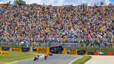 MotoGP™ battle rages on to Mugello