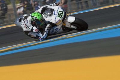 "Laverty: ""It's impossible not to enjoy riding there"""