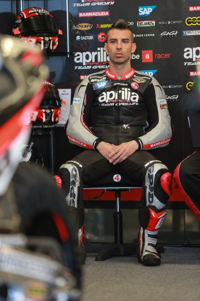 "Melandri: ""Italians get very excited about Mugello'"