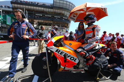 """Marquez: """"We will have to be focused all weekend"""""""