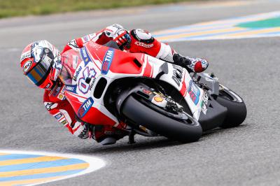 "Dovizioso: ""I believe that we can be competitive"""