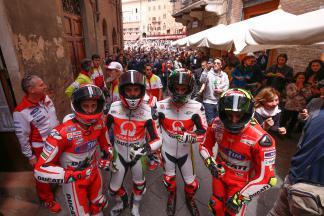 Gran Premio d'Italia TIM Pre-Event
