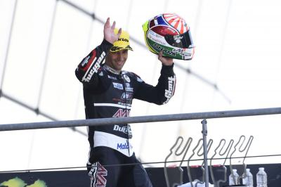"Zarco: ""I want to fight for victory again"""