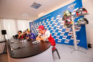 Gran Premio d'Italia TIM Press Conference