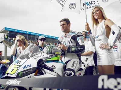 "Crutchlow: ""It's a race that I love to be involved in"""