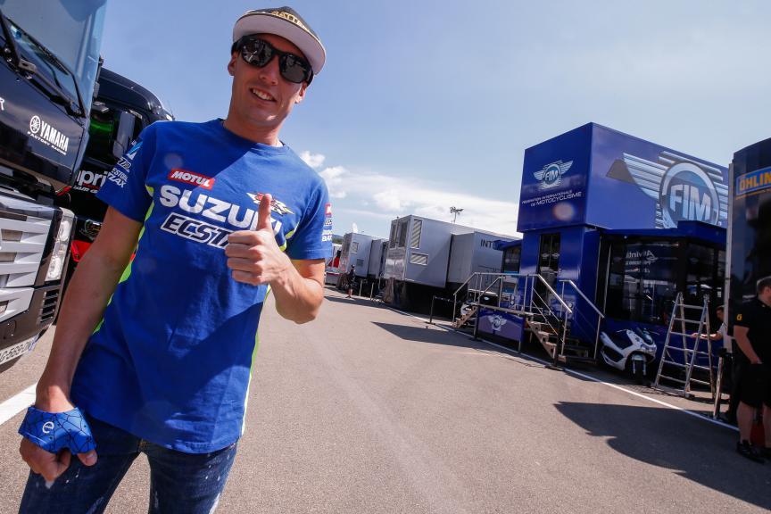 Aleix Espargaro, Team Suzuki MotoGP, Mugello