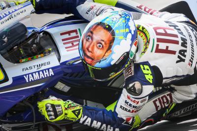 La historia de amor de Valentino Rossi con Mugello