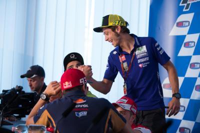 Comienza el desafío de MotoGP™ en Mugello