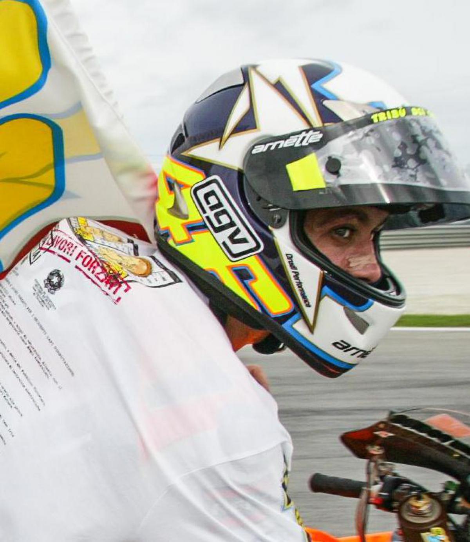 Valentino Rossi: 20 years, 20 bikes