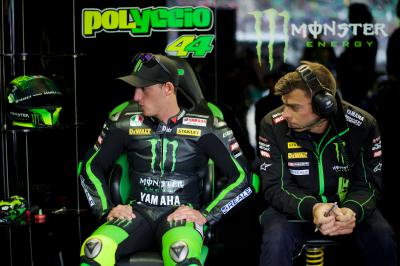 "Espargaro: ""My operation was successful last week"""