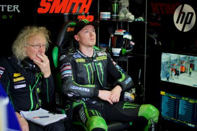 "Smith: ""The flowing nature of the circuit suits us"""
