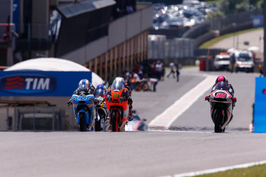 Moto3 Action Mugello FP2