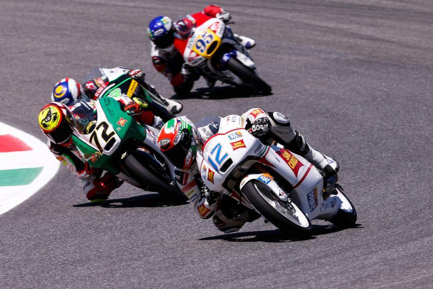 Moto3 Action Mugello FP2
