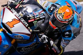 Rabat assina melhor tempo de sempre da Moto2™ em Mugello