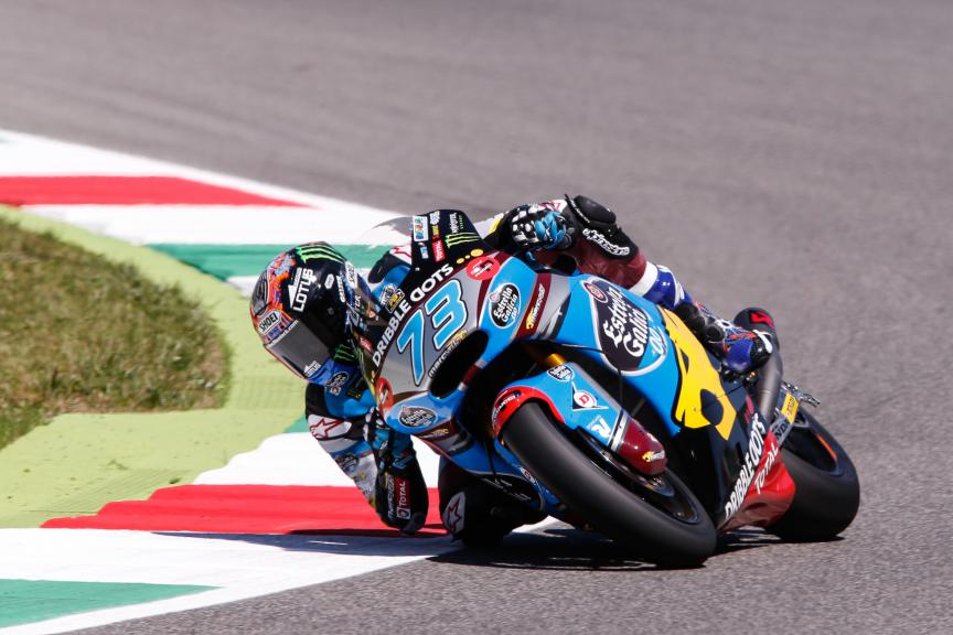 Moto2 Action Mugello FP2